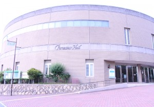 パルナソスホール